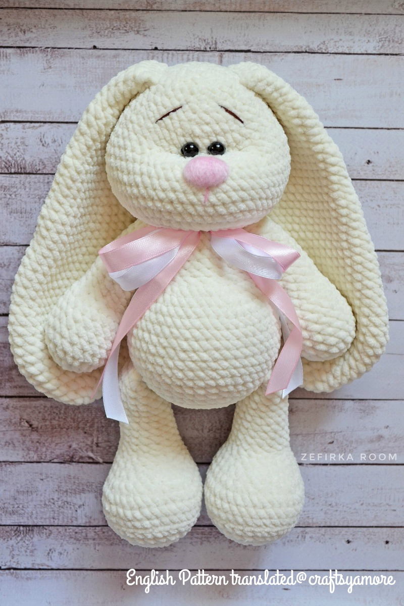 122 Crochet Pattern - Huggable bear Shunya - Amigurumi soft toy ... | 1200x800